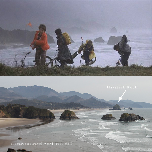 Goonies Astoria Oregon besides 3 Movies You Might Not Know Were Filmed At Cannon Beach in addition Has anyone acknowledged the possibility of besides 34078677 likewise Rhonda Shear. on the goonies location