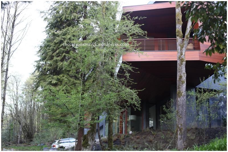 Cullen House Portland twilight tour – portland, or – the carsons travel